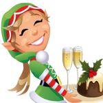 Elf Merry Ann Brite