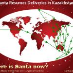 Santa Resumes Deliveries in Kazakhstan 4