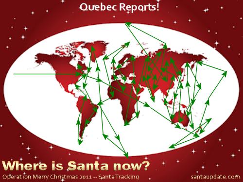 Quebec Reports! 1