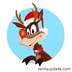 Santa Opens the Reindeer Games 1