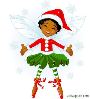 Tooth Fairies Called in to Help in Santa's Workshop 1