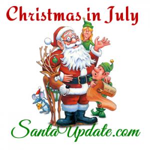 Santa's Reindeer: Blitzen 1