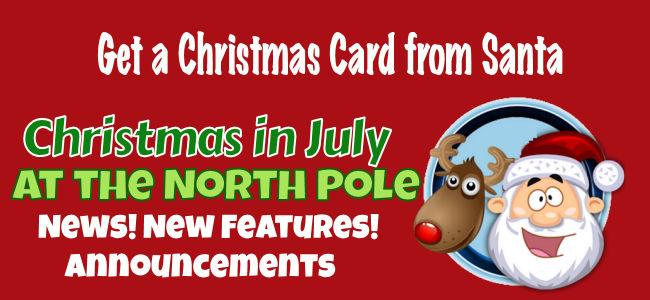 Santa's Christmas Card List