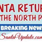 Santa Returns