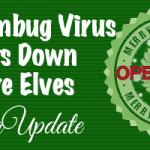 Bah Humbug Virus Spreads
