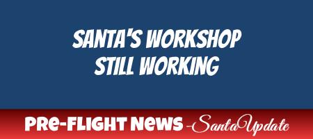 Elves Push Ahead at Santa's Workshop 1