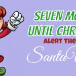 Seven Months til Christmas
