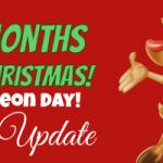 Seven Months Until Christmas 2
