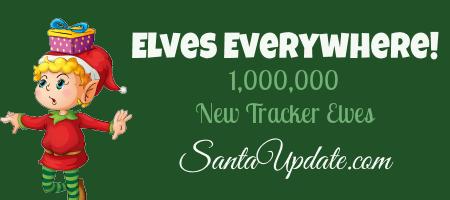 New Tracker Elves Bring Energy to the Santa Effort 1