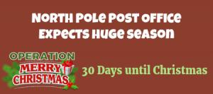 North Pole Post Office