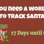 Tracking Santa Right 5