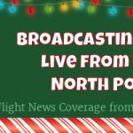 North Pole News Kicks Off Radio Broadcast 8