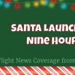 Nine Hours Until Launch 8