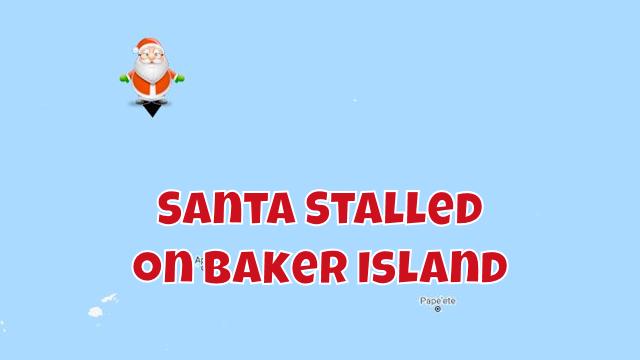 Santa Stops On Baker Island 7