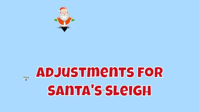 Santa Still Stalled 7