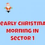 Santa Spotted Over Fiji 14