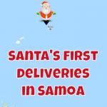 Santa Spotted Over Fiji 15