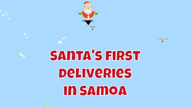 Samoa Reports! 1