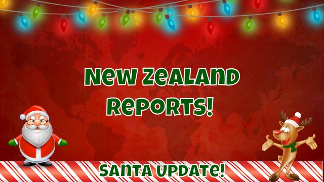 Santa in New Zealand 7
