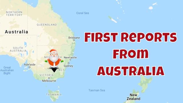 Australia Reports! 7