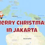 Santa Shoots South to Jakarta 8