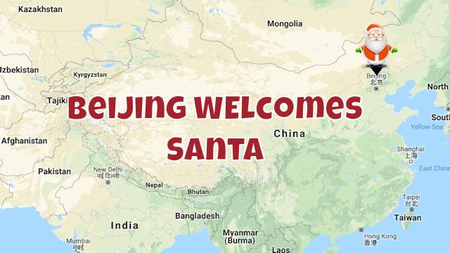 Santa Works China 1