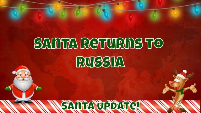 Russia Sees Santa Again 7