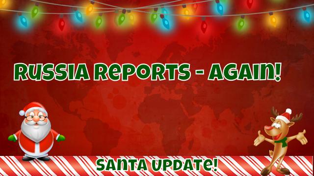 Santa Over Russia 7