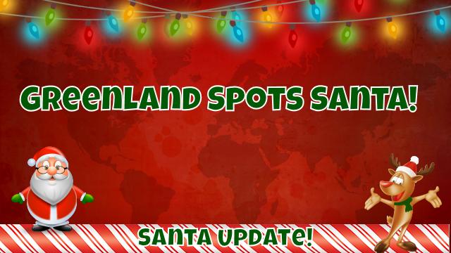 Santa Heads to Greenland 1