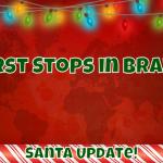 Brazil Welcomes Santa 15