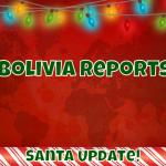 More Reports of Santa in South America 15