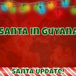 Santa Continues in South America 14