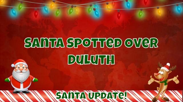 Santa Back in the USA 7