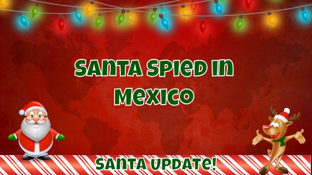 Santa in Mexico 7