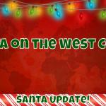 West Coast Celebrates Santa 14