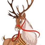 Santa's Reindeer 6