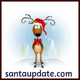 North Pole Welcomes Santa Home 2