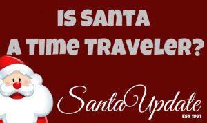 Santa Time Traveler