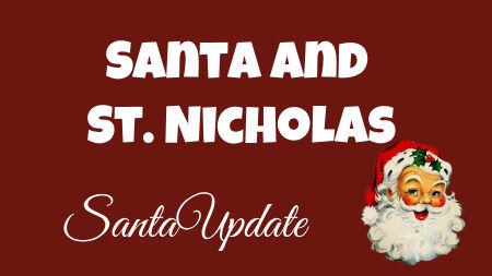The North Pole Celebrates St. Nicholas Day 1
