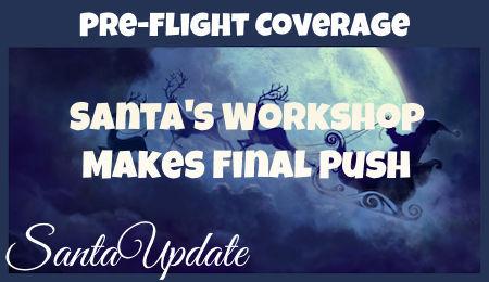 Santa Plans a New Workshop 3