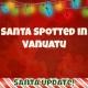 Santa Sighting in Vanuatu 3