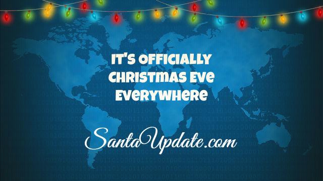 Christmas Eve Everywhere...for a Little Bit 1