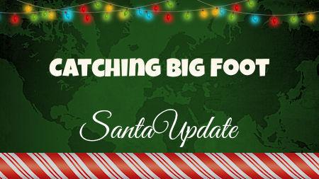 Santa and Big Foot 1