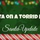 Santa Chasing a New Speed Record 3