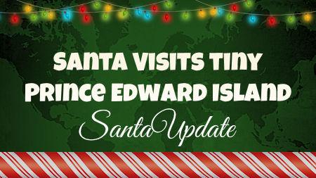 Tiny Island Gets a Visit from Santa 1