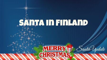 Finland Welcomes Santa 1