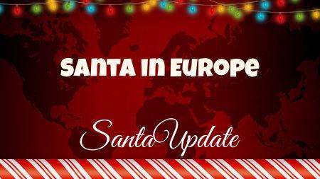 Europe Welcomes Santa 1