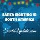 Santa in South America 3