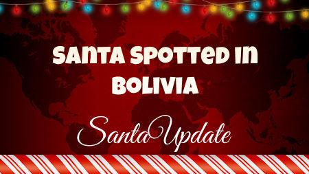 Great Santa Sighting 1