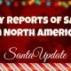 Santa Back in Canada 2